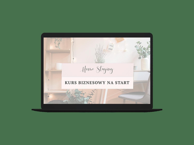 Home Staging Kurs Biznesowy - Pakiet na Start